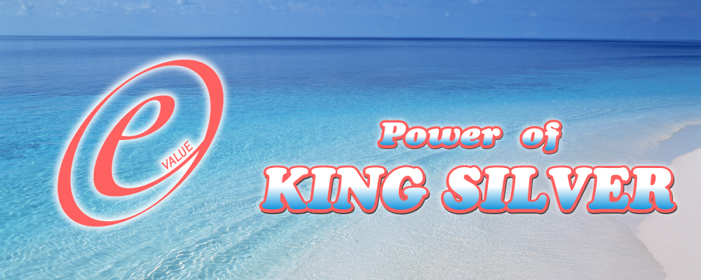 Power of KING SILVER パワーオブキングシルバー